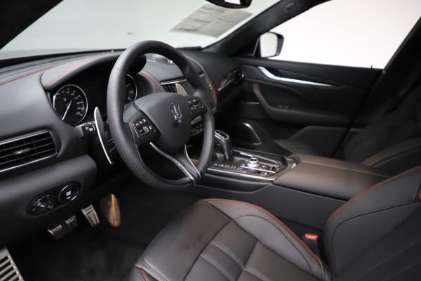 New 2021 Maserati Levante GTS for sale $135,485 at Bugatti of Greenwich in Greenwich CT 06830 14