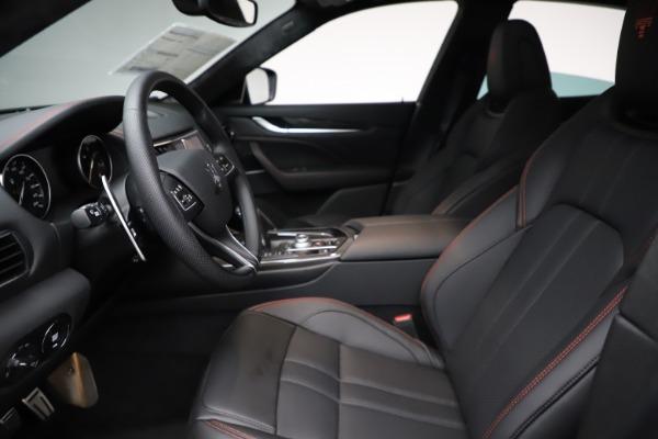 New 2021 Maserati Levante GTS for sale $135,485 at Bugatti of Greenwich in Greenwich CT 06830 15