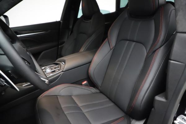 New 2021 Maserati Levante GTS for sale $135,485 at Bugatti of Greenwich in Greenwich CT 06830 16