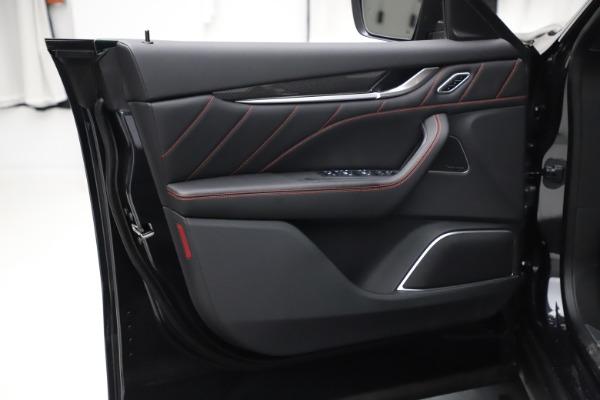 New 2021 Maserati Levante GTS for sale $135,485 at Bugatti of Greenwich in Greenwich CT 06830 18
