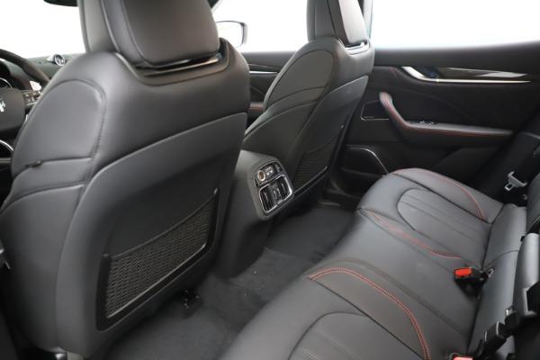 New 2021 Maserati Levante GTS for sale $135,485 at Bugatti of Greenwich in Greenwich CT 06830 20