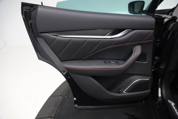 New 2021 Maserati Levante GTS for sale $135,485 at Bugatti of Greenwich in Greenwich CT 06830 21