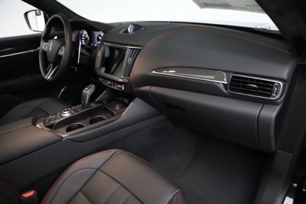 New 2021 Maserati Levante GTS for sale $135,485 at Bugatti of Greenwich in Greenwich CT 06830 22
