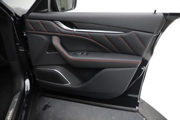 New 2021 Maserati Levante GTS for sale $135,485 at Bugatti of Greenwich in Greenwich CT 06830 23