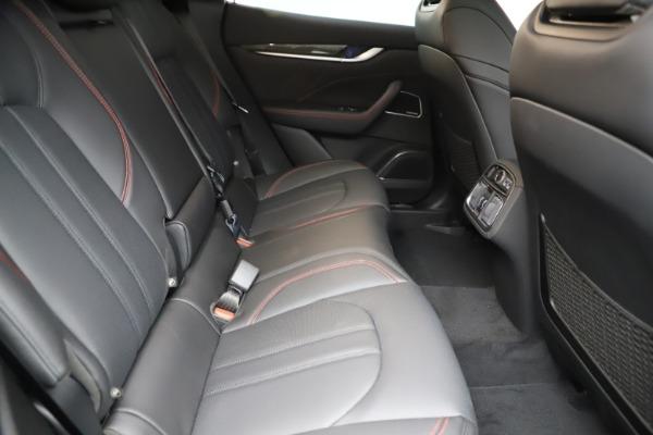 New 2021 Maserati Levante GTS for sale $135,485 at Bugatti of Greenwich in Greenwich CT 06830 24