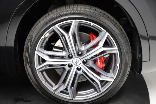 New 2021 Maserati Levante GTS for sale $135,485 at Bugatti of Greenwich in Greenwich CT 06830 28