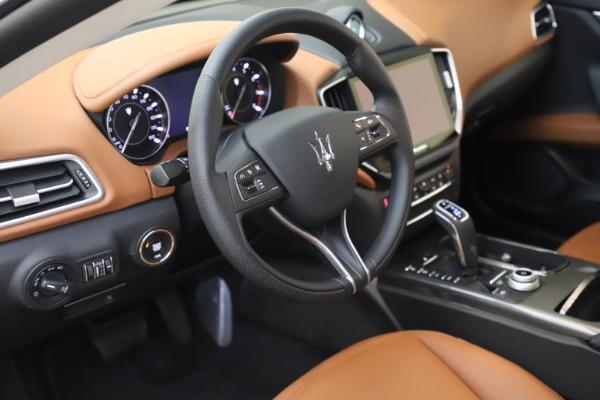 New 2021 Maserati Ghibli S Q4 for sale $85,754 at Bugatti of Greenwich in Greenwich CT 06830 13