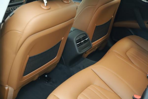 New 2021 Maserati Ghibli S Q4 for sale $85,754 at Bugatti of Greenwich in Greenwich CT 06830 17