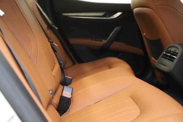 New 2021 Maserati Ghibli S Q4 for sale $85,754 at Bugatti of Greenwich in Greenwich CT 06830 21