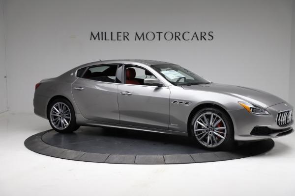 New 2021 Maserati Quattroporte S Q4 GranLusso for sale $122,435 at Bugatti of Greenwich in Greenwich CT 06830 10