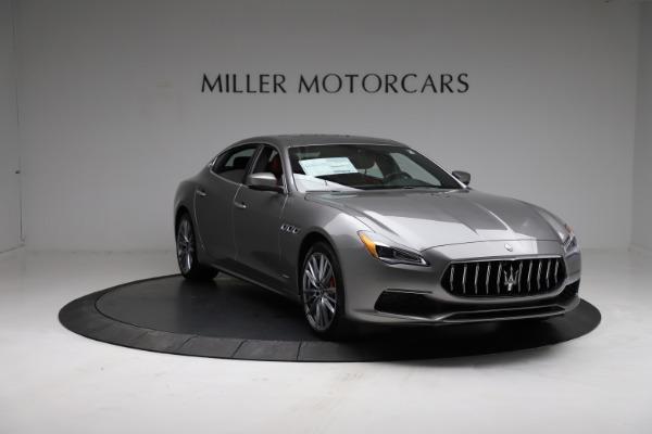 New 2021 Maserati Quattroporte S Q4 GranLusso for sale $122,435 at Bugatti of Greenwich in Greenwich CT 06830 11