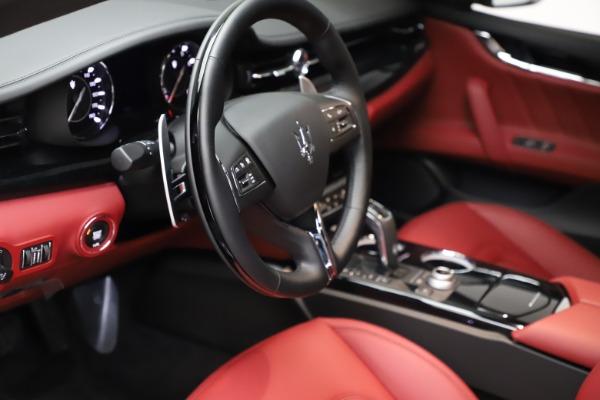 New 2021 Maserati Quattroporte S Q4 GranLusso for sale $122,435 at Bugatti of Greenwich in Greenwich CT 06830 13