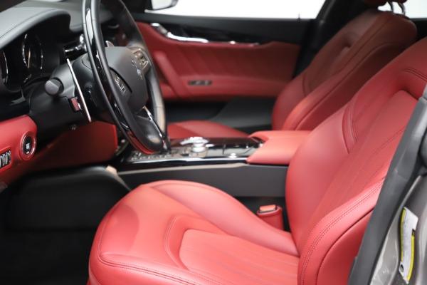 New 2021 Maserati Quattroporte S Q4 GranLusso for sale $122,435 at Bugatti of Greenwich in Greenwich CT 06830 15