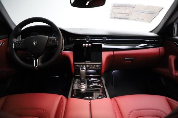 New 2021 Maserati Quattroporte S Q4 GranLusso for sale $122,435 at Bugatti of Greenwich in Greenwich CT 06830 16