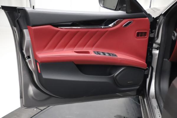 New 2021 Maserati Quattroporte S Q4 GranLusso for sale $122,435 at Bugatti of Greenwich in Greenwich CT 06830 17