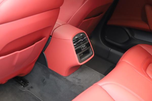 New 2021 Maserati Quattroporte S Q4 GranLusso for sale $122,435 at Bugatti of Greenwich in Greenwich CT 06830 19