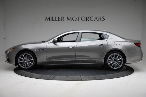 New 2021 Maserati Quattroporte S Q4 GranLusso for sale $122,435 at Bugatti of Greenwich in Greenwich CT 06830 3