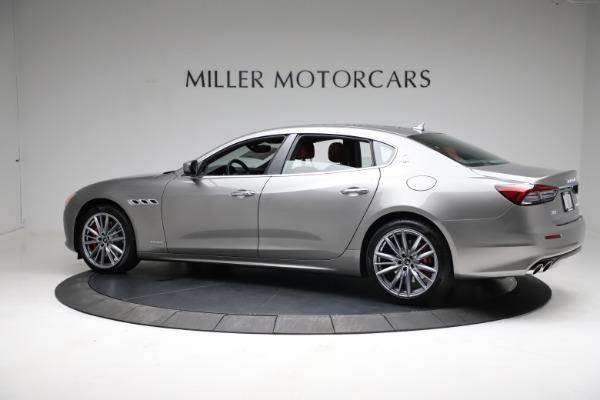 New 2021 Maserati Quattroporte S Q4 GranLusso for sale $122,435 at Bugatti of Greenwich in Greenwich CT 06830 4