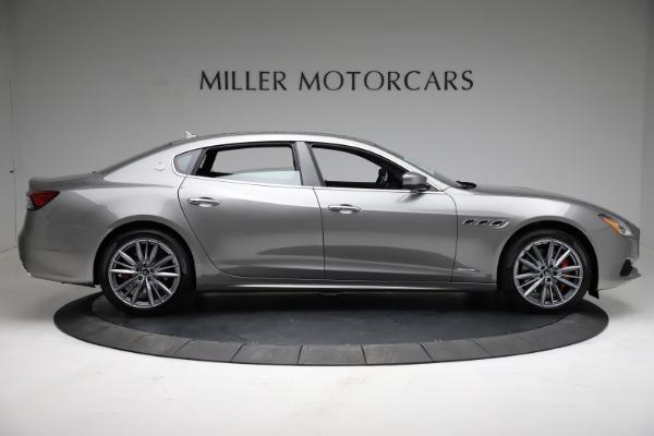 New 2021 Maserati Quattroporte S Q4 GranLusso for sale $122,435 at Bugatti of Greenwich in Greenwich CT 06830 9