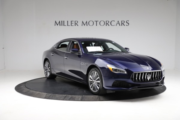 New 2021 Maserati Quattroporte S Q4 for sale Call for price at Bugatti of Greenwich in Greenwich CT 06830 11
