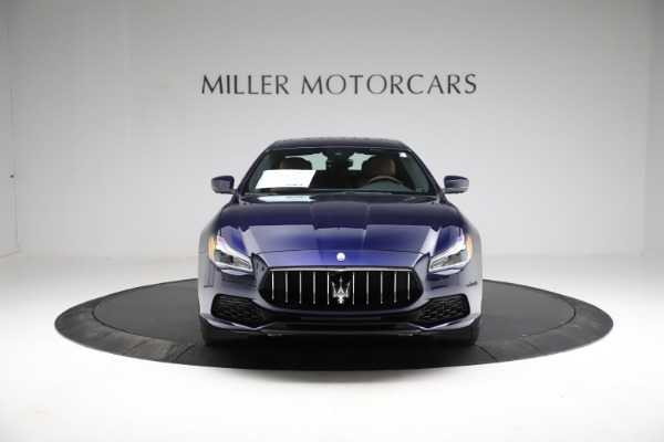 New 2021 Maserati Quattroporte S Q4 for sale Call for price at Bugatti of Greenwich in Greenwich CT 06830 12