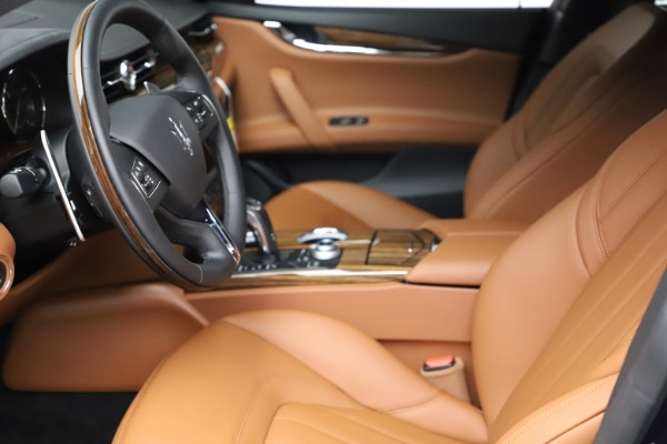 New 2021 Maserati Quattroporte S Q4 for sale Call for price at Bugatti of Greenwich in Greenwich CT 06830 14