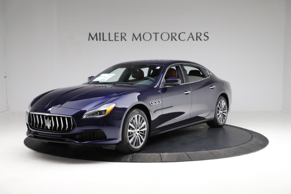 New 2021 Maserati Quattroporte S Q4 for sale Call for price at Bugatti of Greenwich in Greenwich CT 06830 2