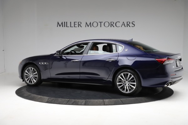 New 2021 Maserati Quattroporte S Q4 for sale Call for price at Bugatti of Greenwich in Greenwich CT 06830 4