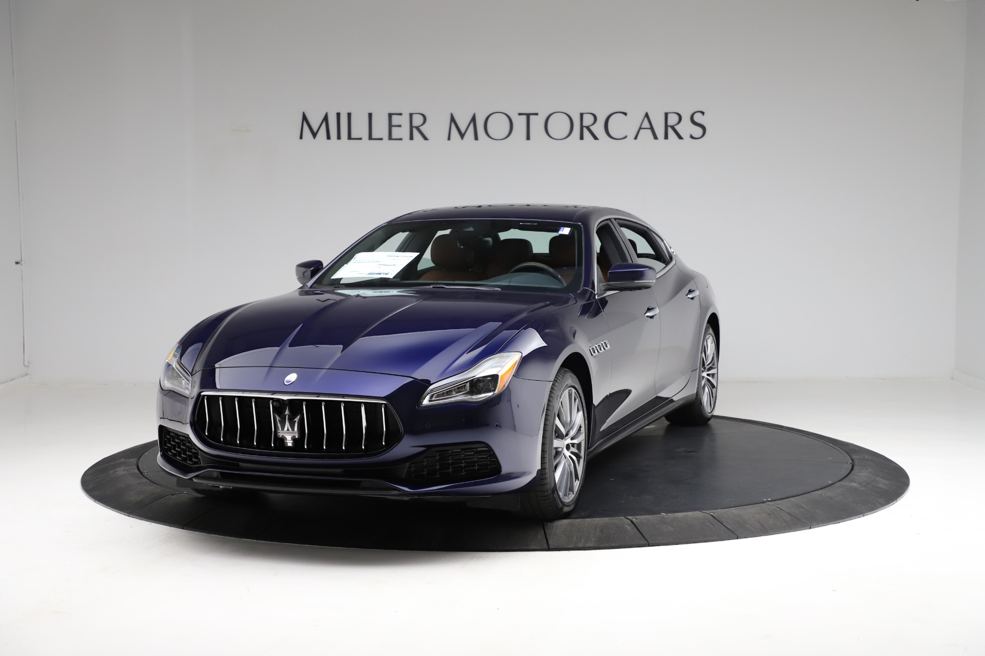 New 2021 Maserati Quattroporte S Q4 for sale Call for price at Bugatti of Greenwich in Greenwich CT 06830 1