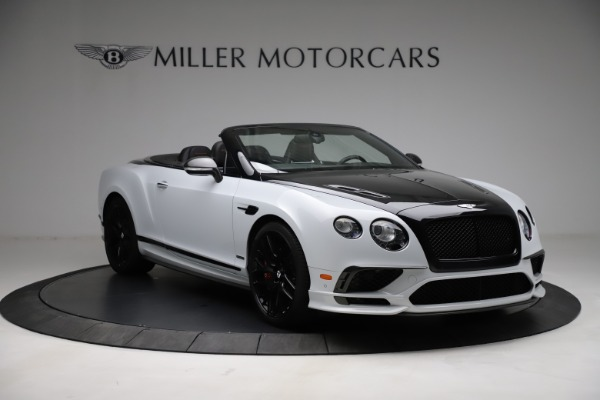 Used 2018 Bentley Continental GT Supersports for sale $209,900 at Bugatti of Greenwich in Greenwich CT 06830 11