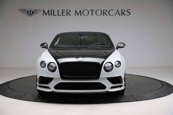 Used 2018 Bentley Continental GT Supersports for sale $209,900 at Bugatti of Greenwich in Greenwich CT 06830 12