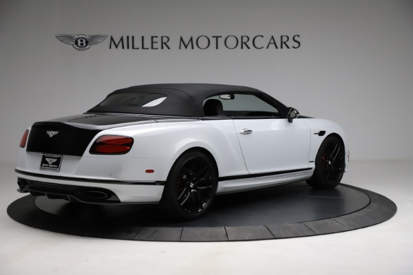 Used 2018 Bentley Continental GT Supersports for sale $209,900 at Bugatti of Greenwich in Greenwich CT 06830 16