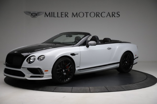 Used 2018 Bentley Continental GT Supersports for sale $209,900 at Bugatti of Greenwich in Greenwich CT 06830 2
