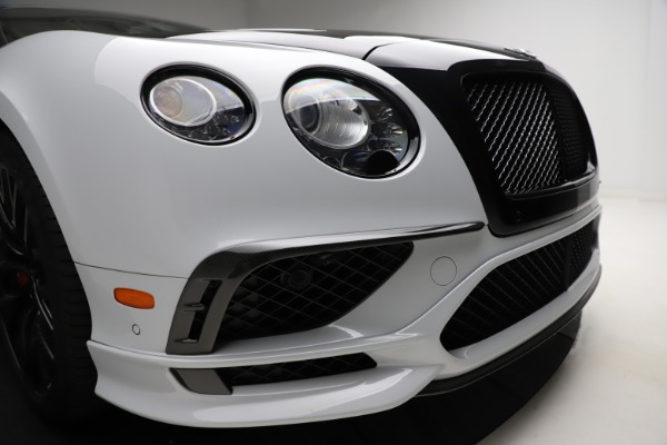 Used 2018 Bentley Continental GT Supersports for sale $209,900 at Bugatti of Greenwich in Greenwich CT 06830 21