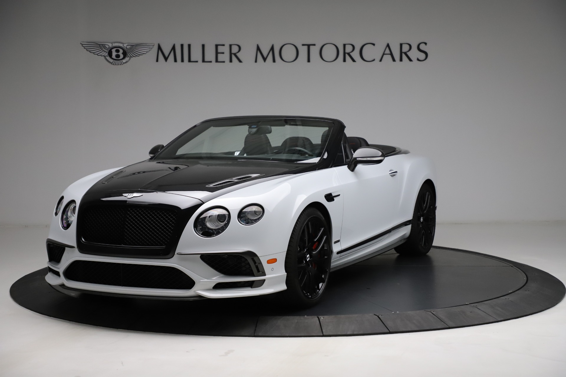 Used 2018 Bentley Continental GT Supersports for sale $209,900 at Bugatti of Greenwich in Greenwich CT 06830 1