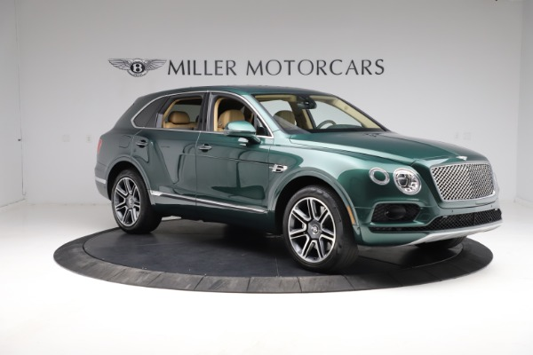 Used 2018 Bentley Bentayga W12 Signature for sale $159,900 at Bugatti of Greenwich in Greenwich CT 06830 11