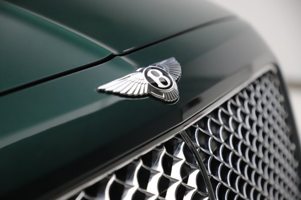 Used 2018 Bentley Bentayga W12 Signature for sale $159,900 at Bugatti of Greenwich in Greenwich CT 06830 13