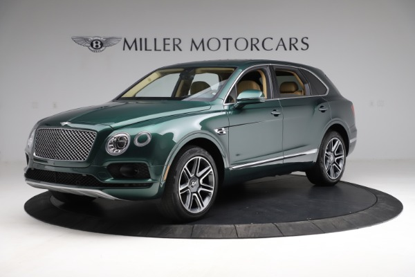 Used 2018 Bentley Bentayga W12 Signature for sale $159,900 at Bugatti of Greenwich in Greenwich CT 06830 2