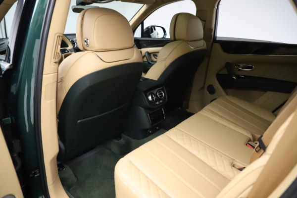 Used 2018 Bentley Bentayga W12 Signature for sale $159,900 at Bugatti of Greenwich in Greenwich CT 06830 20