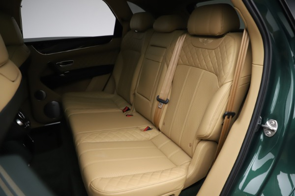 Used 2018 Bentley Bentayga W12 Signature for sale $159,900 at Bugatti of Greenwich in Greenwich CT 06830 22