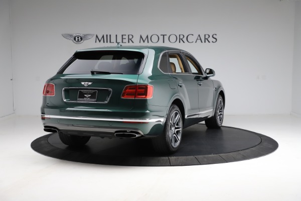 Used 2018 Bentley Bentayga W12 Signature for sale $159,900 at Bugatti of Greenwich in Greenwich CT 06830 7