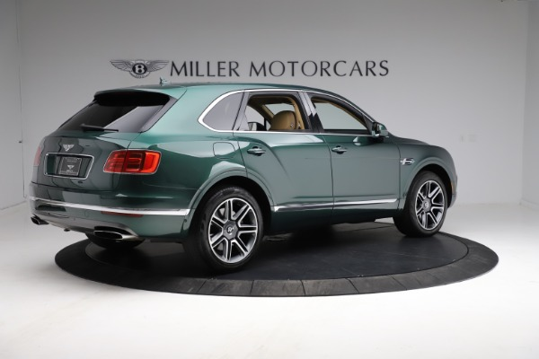 Used 2018 Bentley Bentayga W12 Signature for sale $159,900 at Bugatti of Greenwich in Greenwich CT 06830 8
