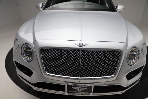 Used 2018 Bentley Bentayga Activity Edition for sale Call for price at Bugatti of Greenwich in Greenwich CT 06830 13