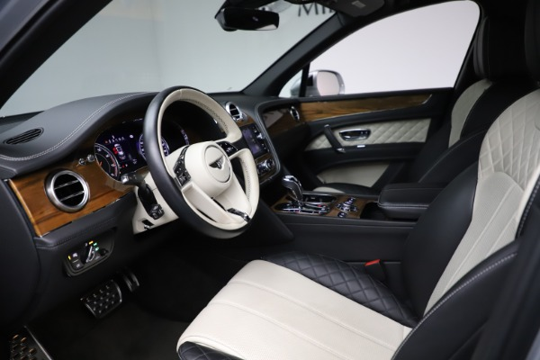Used 2018 Bentley Bentayga Activity Edition for sale Call for price at Bugatti of Greenwich in Greenwich CT 06830 17