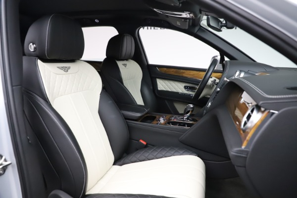 Used 2018 Bentley Bentayga Activity Edition for sale Call for price at Bugatti of Greenwich in Greenwich CT 06830 28