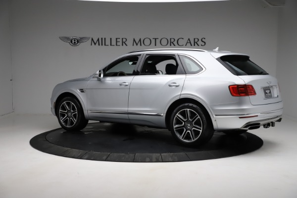 Used 2018 Bentley Bentayga Activity Edition for sale Call for price at Bugatti of Greenwich in Greenwich CT 06830 4