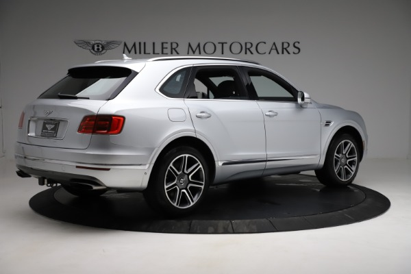 Used 2018 Bentley Bentayga Activity Edition for sale Call for price at Bugatti of Greenwich in Greenwich CT 06830 8