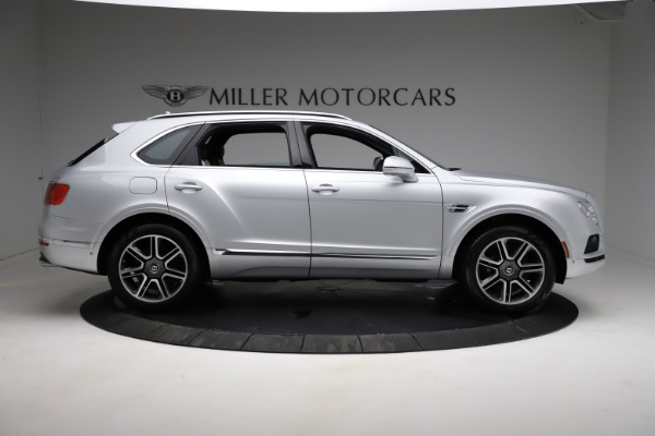 Used 2018 Bentley Bentayga Activity Edition for sale Call for price at Bugatti of Greenwich in Greenwich CT 06830 9