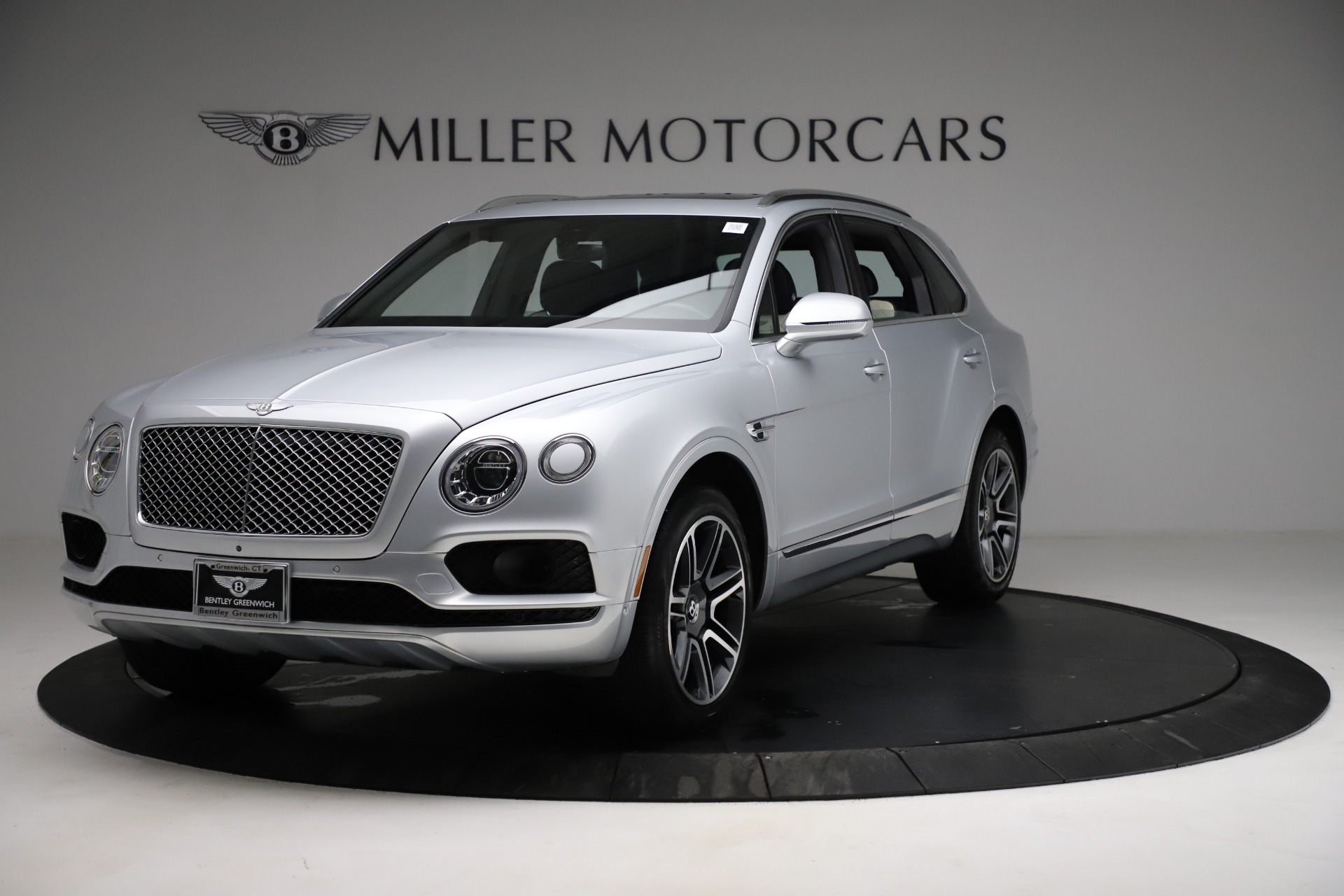 Used 2018 Bentley Bentayga Activity Edition for sale Call for price at Bugatti of Greenwich in Greenwich CT 06830 1
