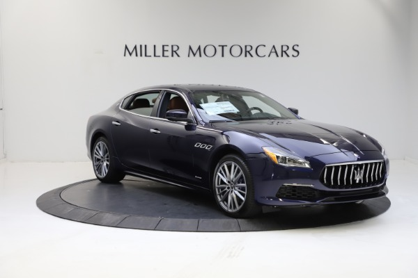 New 2021 Maserati Quattroporte S Q4 GranLusso for sale $123,549 at Bugatti of Greenwich in Greenwich CT 06830 10